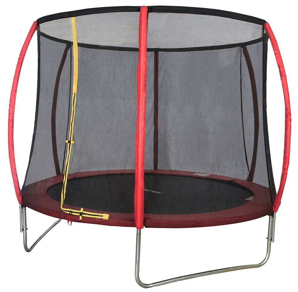 Built-in Trampolines Vs. Safety Nets?