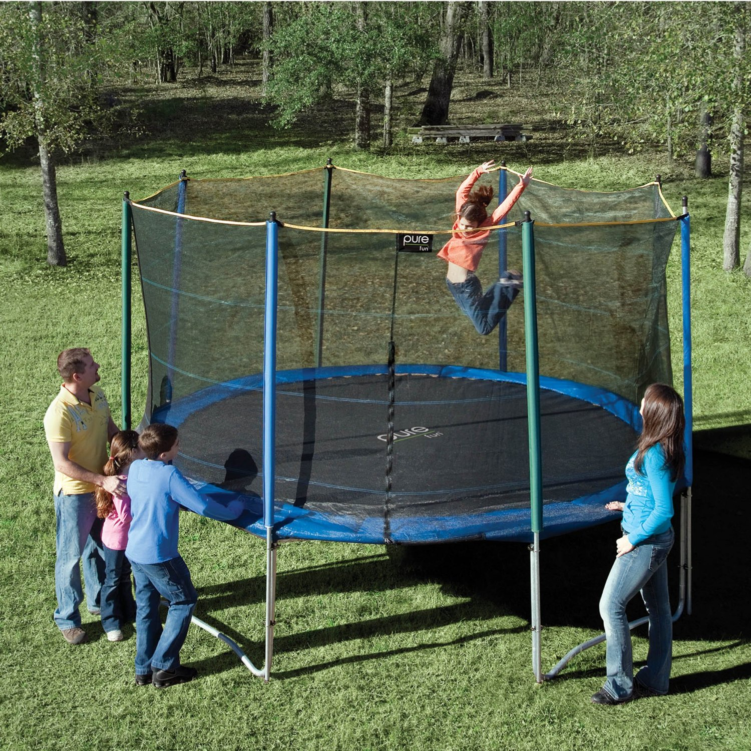 Top 10 Best Oval Trampoline With Safety Enclosures Our Top: Safety Minded Parents Speak Out