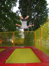 Trampoline Parks Safety