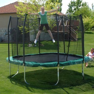 safety ratings for trampolines